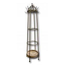 Stabiler Mantelständer mit 185cm Höhe
