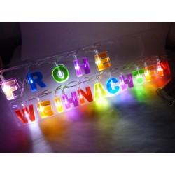 LED Lichterkette...