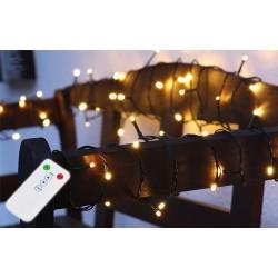 LED-Lichterkette 400...