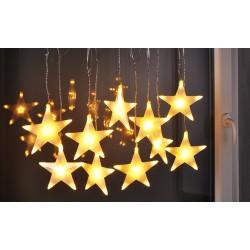LED Lichterkette Sterne...