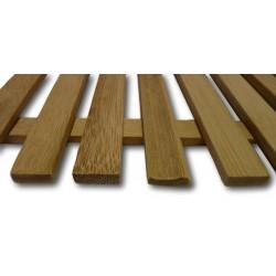 4 x Bambus Untersetzer Topfuntersetzer Tischset Platzset Tischuntersetzer Matte