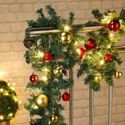 Weihnachten 5m Tannengirlande