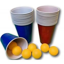 Bier-Pong Beer Pong Set je...
