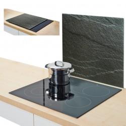 xl glas herdabdeckplatte herdabdeckung schneidebrett. Black Bedroom Furniture Sets. Home Design Ideas