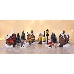 Weihnachtsstadt mit...