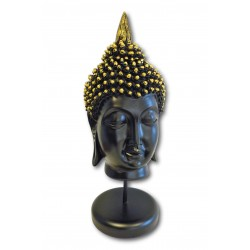 Buddha Kopf Statue